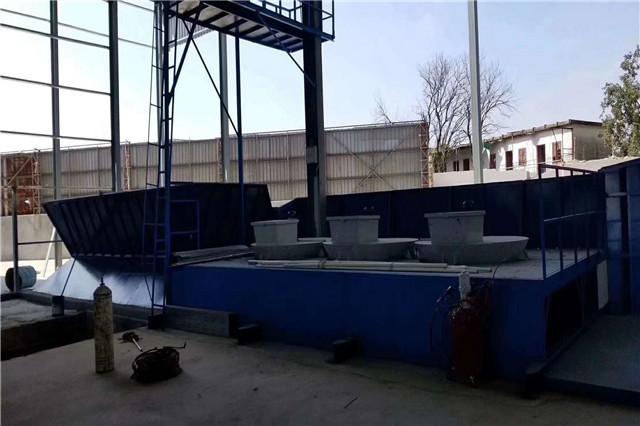 水泥制砖机